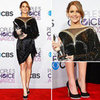 Pics of Jennifer Lawrence in Valentino 2013 People's Choice