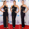 Pics of Heidi Klum in Julien McDonald People&#039;s Choice Awards