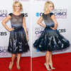 Julianne Hough at People's Choice Awards 2013