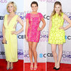 Dress Trends at People&#039;s Choice Awards 2013