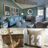 Get the Look: Giuliana Rancic's Nautical Nursery