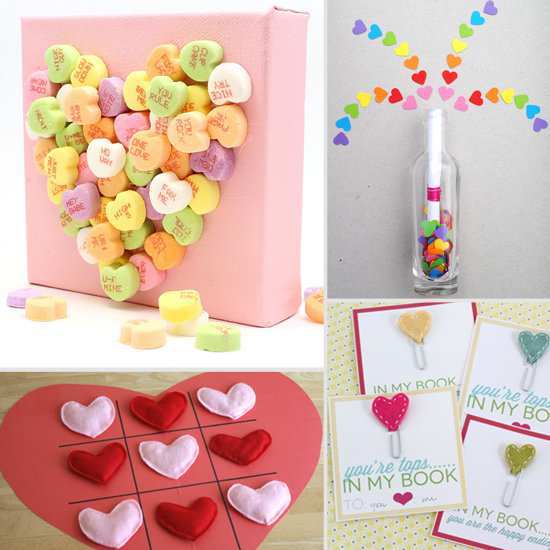 10 Valentines Day Crafts For Kids