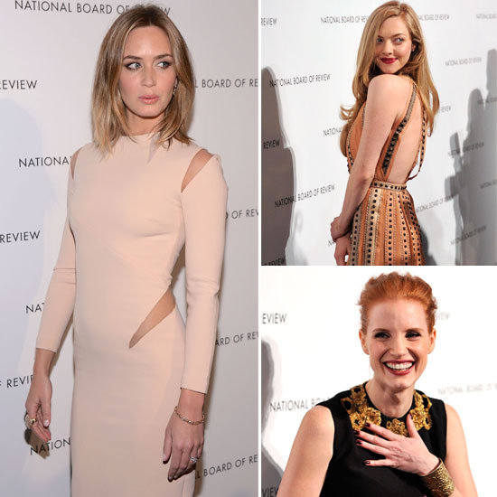 See All the Style from the National Board of Review Gala