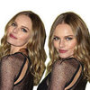 Kate Bosworth's Perfect Smoky Eyeshadow and Wavy Hair