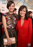 Marion Cotillard and Sally Field