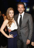Amy Adams and Bradley Cooper