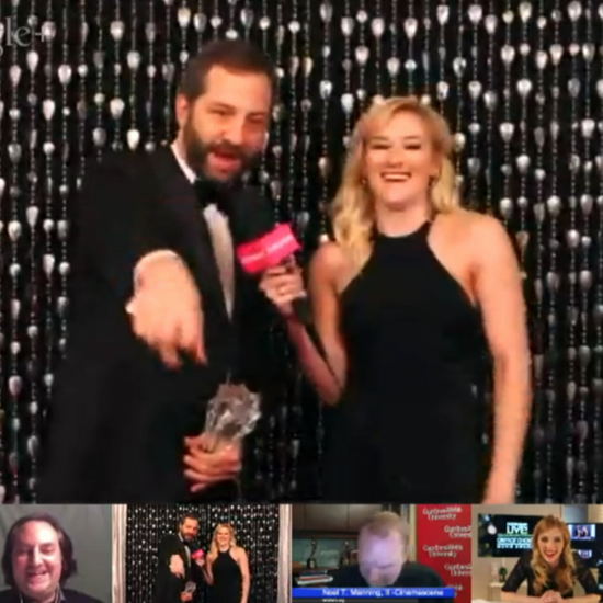 Video Interview: Judd Apatow Genius Award At Critics Choice