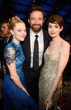 Stars Mingle Inside the Critics' Choice Awards
