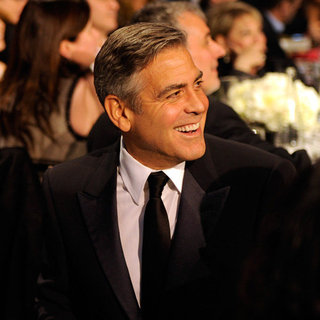 George Clooney at Critics' Choice Awards 2013 (Pictures)