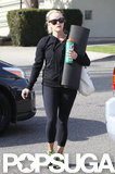 Reese Witherspoon wore yoga pants.