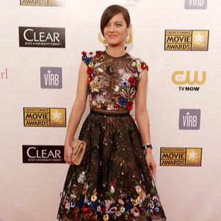 Marion Cotillard at Critics' Choice Awards 2013 | Pictures