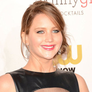 Jennifer Lawrence at Critics' Choice Awards 2013 | Pictures