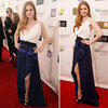 Amy Adams at Critics&#039; Choice Awards 2013