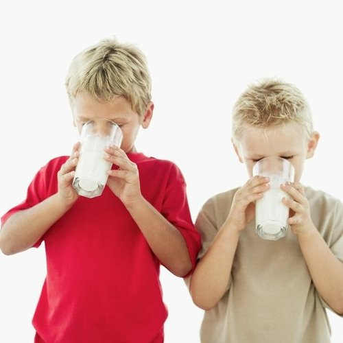 Ways to Get Kids to Drink Milk