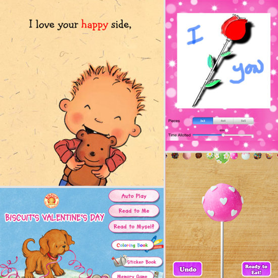 Take Their Crafts and Cakes Pops to a Virtual Level With Valentine's Apps For Kids