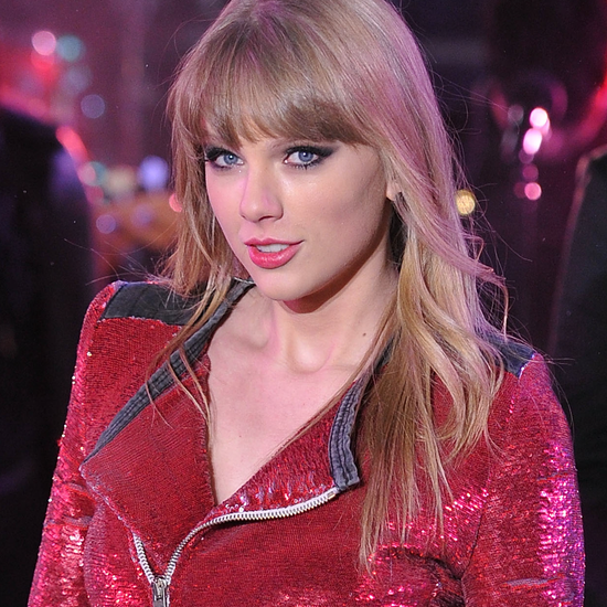 Get Taylor Swift's Blunt Bangs at Home