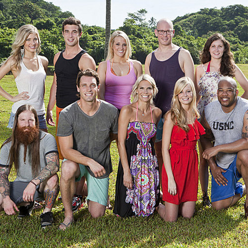 Meet the Castaways of Survivor: Caramoan — Fans vs.
