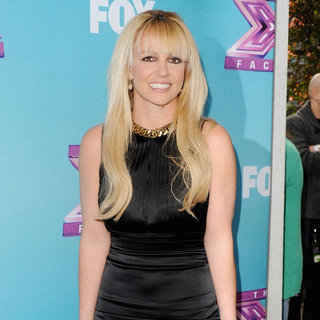 Britney Spears Officially Quits The X Factor
