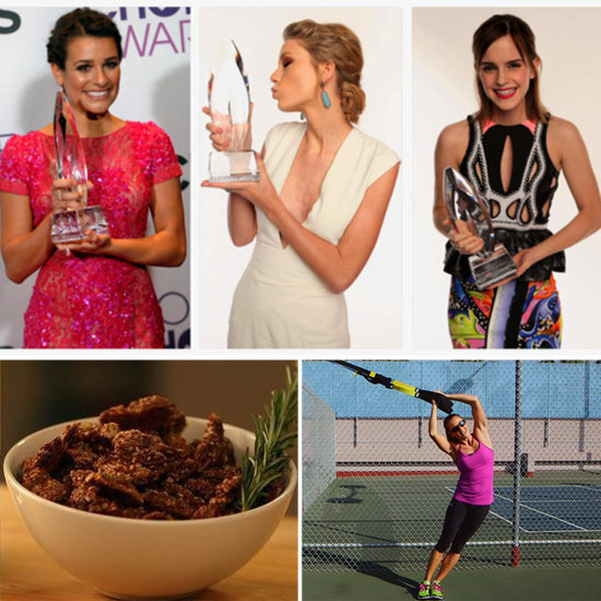 Award-Show Favorites & Sweet Snacks: The Best of PopSugarTV This Week!
