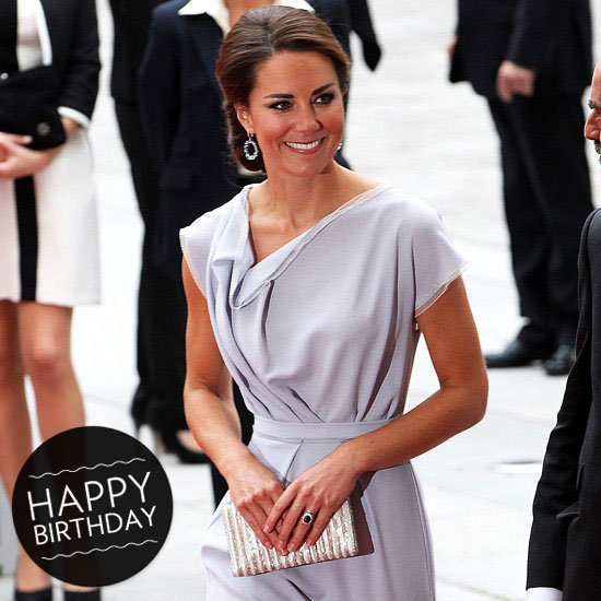 We wished a very happy birthday to the ever-stylish Kate Middleton!