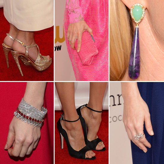 Critics' Choice Awards Jewelry and Accessories