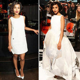 Kerry Washington Finishes the Django Press Tour in All-Out Glamour