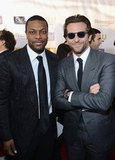 Chris Tucker and Bradley Cooper