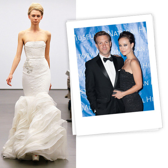 wedding dresses worn by celebrities