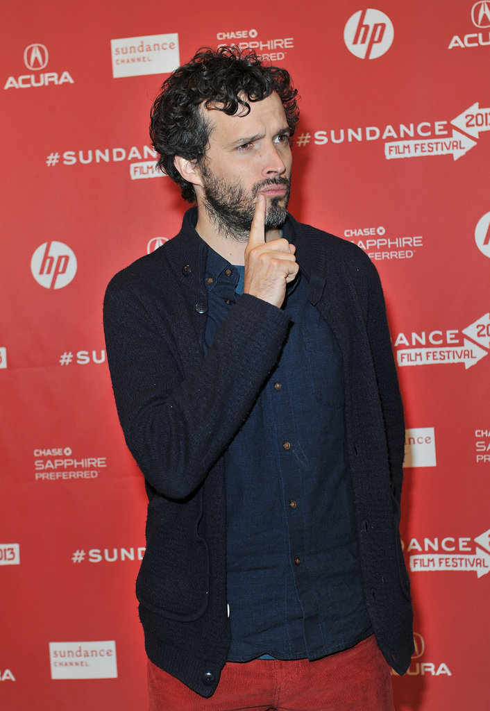 Bret McKenzie joked around on the red carpet.