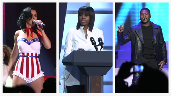 Video: Go Inside the Kids' Inaugural With Katy Perry, Usher, and the First Lady!