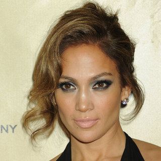 Jennifer Lopez | Golden Globes Afterparty Hair 2013