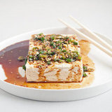 Korean Tofu With Spicy Garlic Sauce