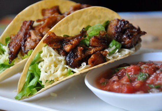 ... cooked pork carnitas smoked pork belly carnitas tacos recipe yummly