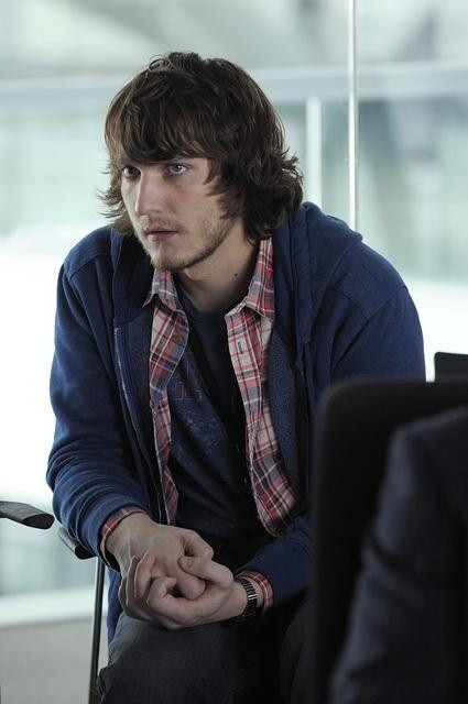 Scott Michael Foster in Zero Hour