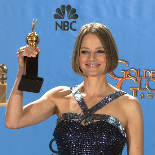 Jodie Foster on Her Golden Globes Speech (Video)