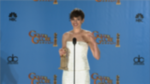 "Video: Anne Hathaway Feels ""Lucky"" to Be Invited to the Award Season Party"