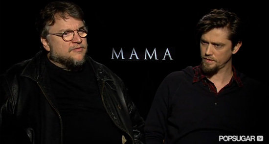 Video: Mama's Guillermo del Toro on His Scary Film and Leading Lady Jessica Chastain
