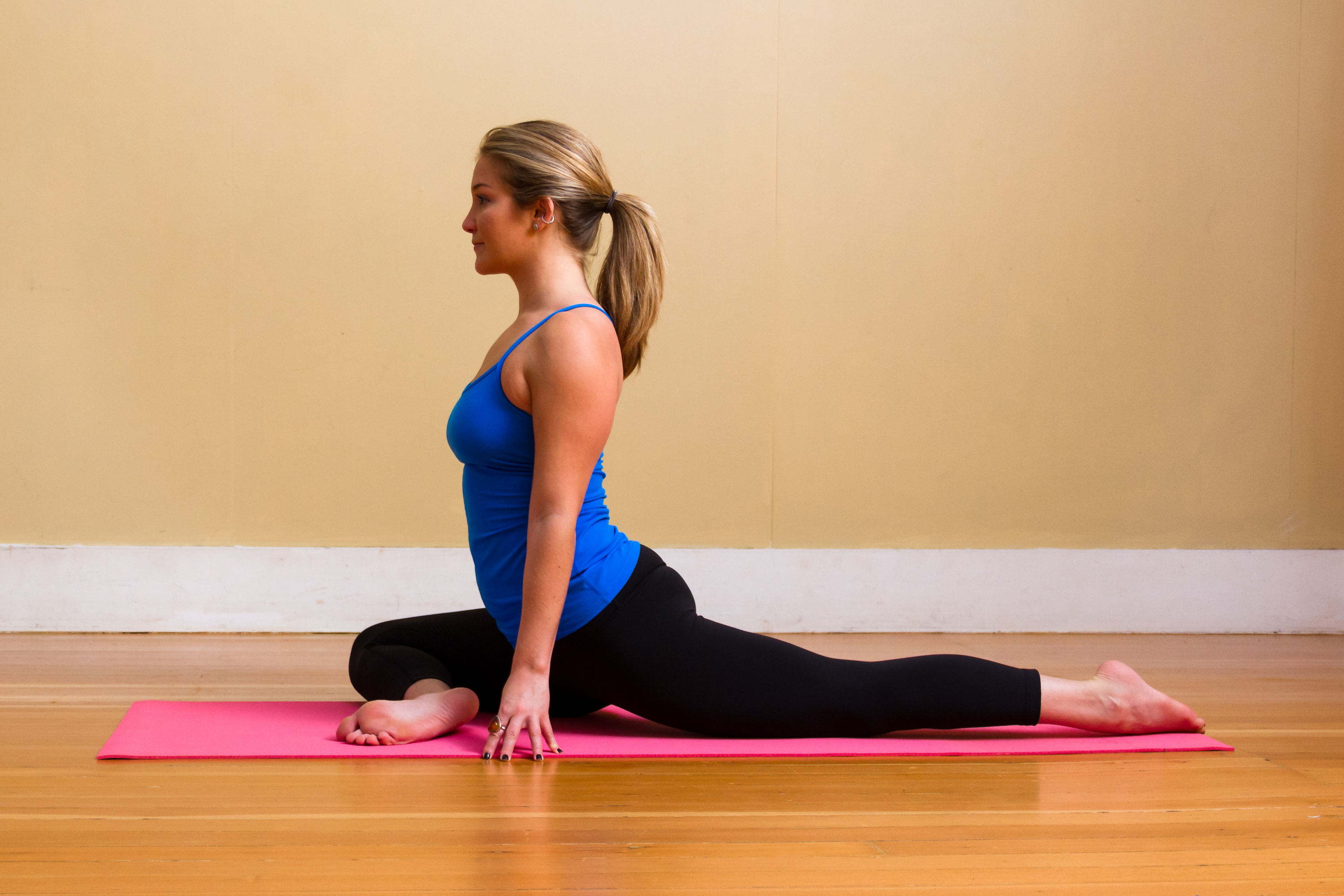 Pigeon Pose Relax And Renew A Restorative Yoga Sequence