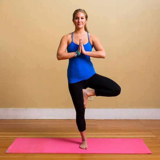 Namaste to Start Your Day: Yoga to Do While Getting Ready