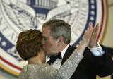 George W. and Laura Bush
