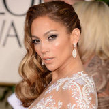Pictures of Jennifer Lopez at the 2013 Golden Globes