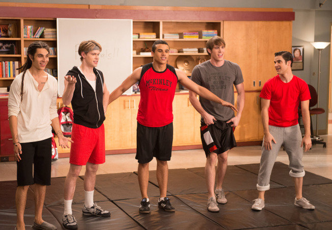 Since when do they get the glee club room back?