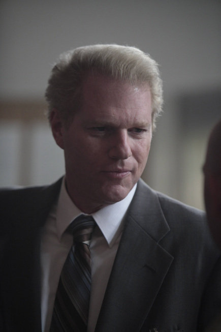 Noah Emmerich in The Americans.