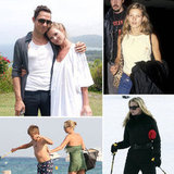 Birthday Girl Kate Moss's 39 Top Jet-Setting Moments