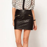 Skirt, approx $110, ASOS
