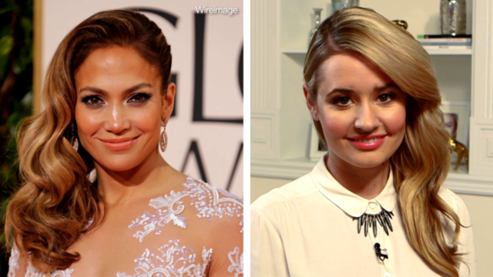 Get Retro Red Carpet Waves in 5 Steps