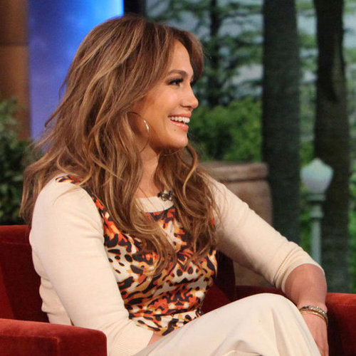 Jennifer Lopez Interview on Ellen Talking Ben Affleck