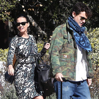 Katy Perry and John Mayer in Santa Barbara | Pictures