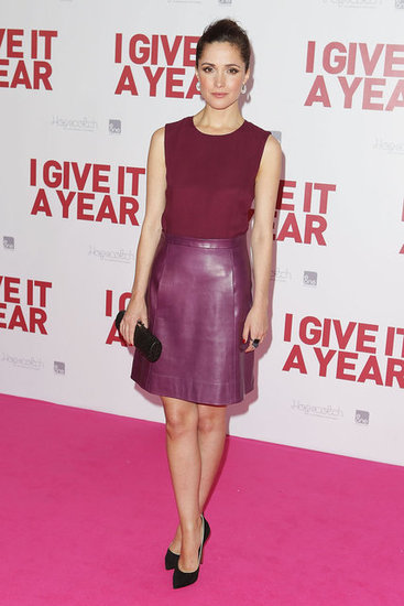 Rose Byrne Returns Home to Premiere I Give It a Year in Sydney