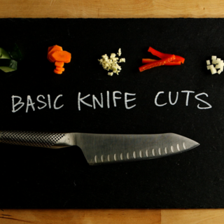 Basic Knife Techniques | Video